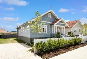 Devonport villa renovations